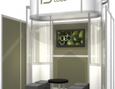 01 - Upgraded booth 3m x 3m