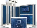 02 - Upgraded booth 3m x 3m